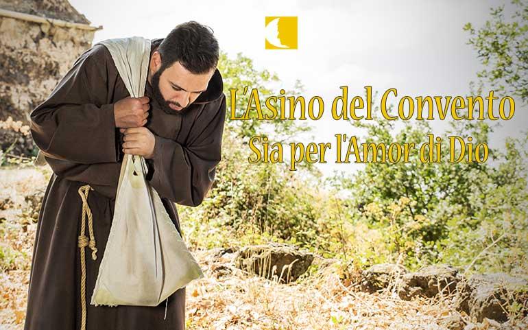 """L'Asino Del Convento – """"Sia Per L'Amor Di Dio"""""""